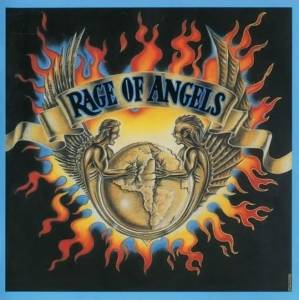 Rage Of Angels: Rage Of Angels - Cover