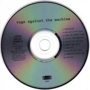Rage Against The Machine: Rage Against The Machine (CD) - Bild 3