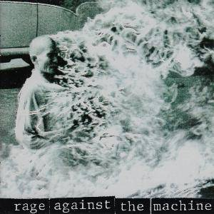 Cover - Rage Against The Machine: Rage Against The Machine