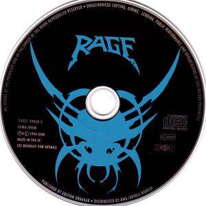 Rage: End Of All Days (CD) - Bild 3