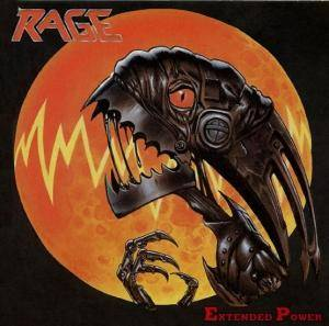 Rage: Extended Power - Cover