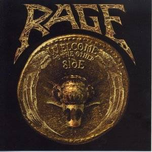 Rage: Welcome To The Other Side - Cover