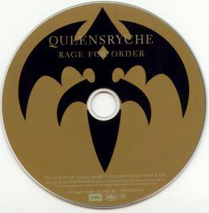 Queensrÿche: Rage For Order (CD) - Bild 3