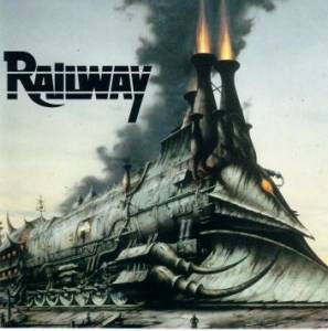 Railway: To Be Continued - Cover