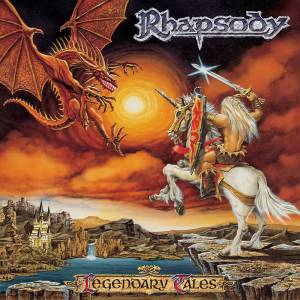 Cover - Rhapsody: Legendary Tales