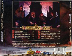 Rhapsody: Legendary Tales (CD) - Bild 3