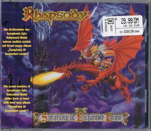 Rhapsody: Symphony Of Enchanted Lands (CD) - Bild 2