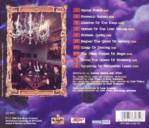 Rhapsody: Symphony Of Enchanted Lands (CD) - Bild 3