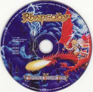 Rhapsody: Symphony Of Enchanted Lands (CD) - Bild 4