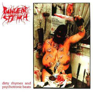 Pungent Stench: Dirty Rhymes And Psychotronic Beats - Cover