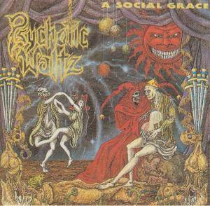 Psychotic Waltz: A Social Grace (CD) - Bild 1