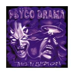 Psyco Drama: Illusion, The - Cover