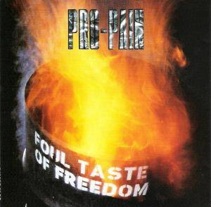 Pro-Pain: Foul Taste Of Freedom (CD) - Bild 1