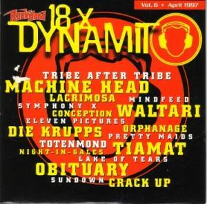 Rock Hard - Dynamit Vol. 06 (CD) - Bild 1