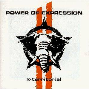 Power Of Expression: X-Territorial - Cover
