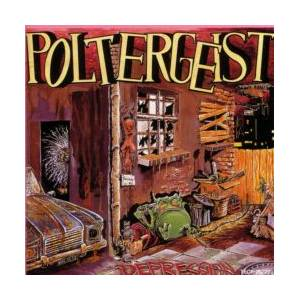 Poltergeist: Depression - Cover
