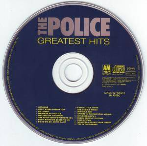 The Police: Greatest Hits (CD) - Bild 3