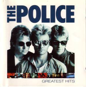 The Police: Greatest Hits - Cover