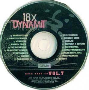 Rock Hard - Dynamit Vol. 07 (CD) - Bild 3
