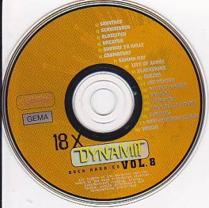 Rock Hard - Dynamit Vol. 08 (CD) - Bild 2