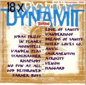 Rock Hard - Dynamit Vol. 09 (CD) - Bild 1