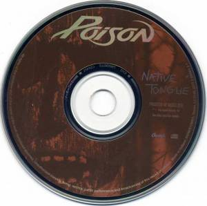 Poison: Native Tongue (CD) - Bild 3