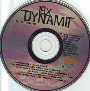 Rock Hard - Dynamit Vol. 12 - Bulldozers Auf Tollwut (CD) - Bild 3