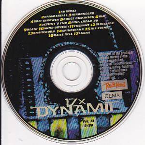 Rock Hard - Dynamit Vol. 13 (CD) - Bild 3