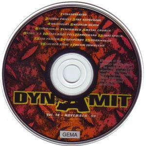 Rock Hard - Dynamit Vol. 14 (CD) - Bild 3