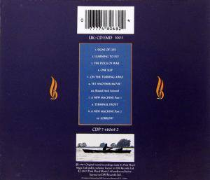 Pink Floyd: A Momentary Lapse Of Reason (CD) - Bild 2
