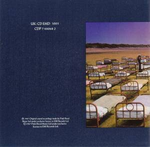 Pink Floyd: A Momentary Lapse Of Reason (CD) - Bild 3