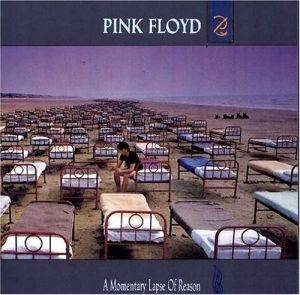 Pink Floyd: Momentary Lapse Of Reason, A - Cover