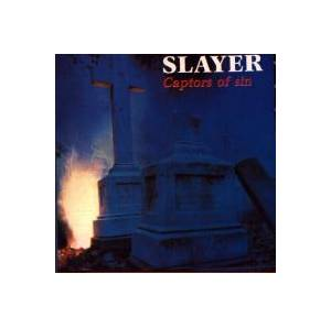 Slayer: Captors Of Sin - Cover