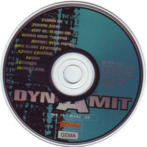 Rock Hard - Dynamit Vol. 15 (CD) - Bild 3