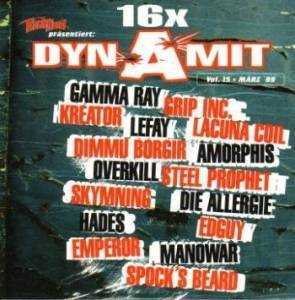 Rock Hard - Dynamit Vol. 15 (CD) - Bild 1