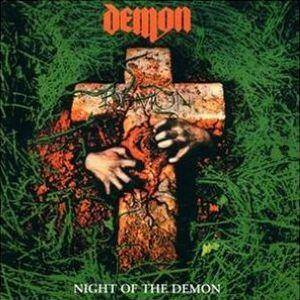 Demon: Night Of The Demon - Cover
