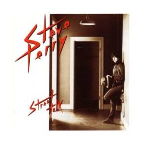 Cover - Steve Perry: Street Talk