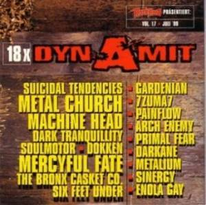 Rock Hard - Dynamit Vol. 17 - Cover
