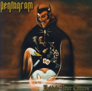 Pentagram: Review Your Choices - Cover