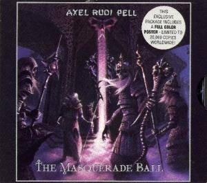 Axel Rudi Pell: The Masquerade Ball (CD) - Bild 1