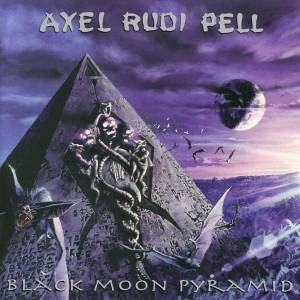 Cover - Axel Rudi Pell: Black Moon Pyramid