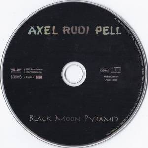 Axel Rudi Pell: Black Moon Pyramid (CD) - Bild 3