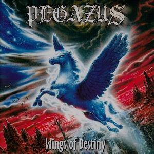 Pegazus: Wings Of Destiny - Cover