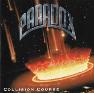 Cover - Paradox: Collision Course