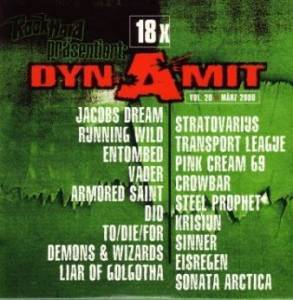 Rock Hard - Dynamit Vol. 20 - Cover
