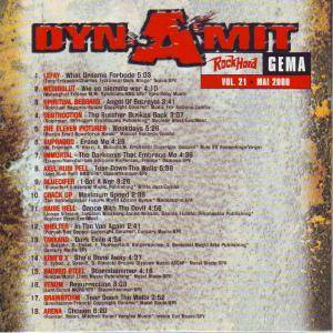 Rock Hard - Dynamit Vol. 21 (CD) - Bild 2