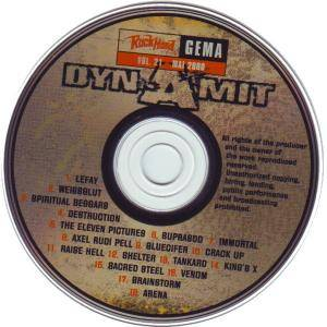 Rock Hard - Dynamit Vol. 21 (CD) - Bild 3