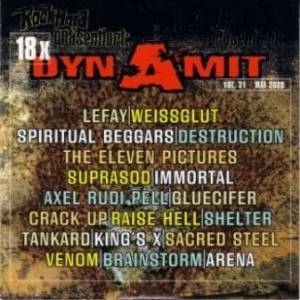 Rock Hard - Dynamit Vol. 21 (CD) - Bild 1