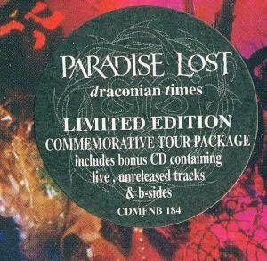 Paradise Lost: Draconian Times (2-CD) - Bild 4