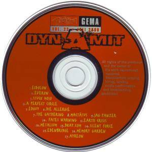 Rock Hard - Dynamit Vol. 22 (CD) - Bild 3